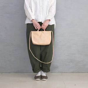 無印良品 番外編 バッグマニアの妻が認めた小さなバッグに新色登場(先行予約)