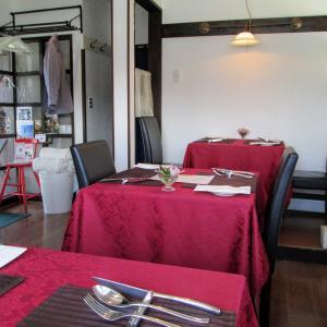 上山市のフレンチのお店ル シエル ブルーはふーさんおすすめです!