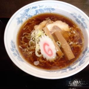 山形市麺 陣屋六兵衛:朝ラーメンとして中華そばを食す!