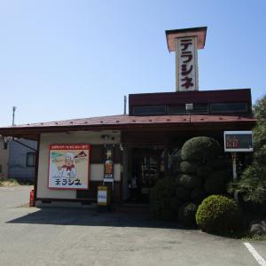 山形市デラシネ:老舗の洋食店でカツカレーをいただく!