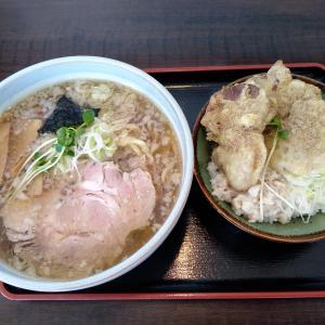 山形市麺道自然や:自家製麺の力強い中華麺を食べてみた!