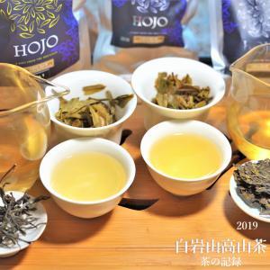 茶の記録 白岩山高山茶