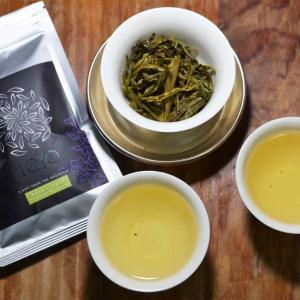 茶の記録 鳳凰単叢の緑茶