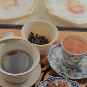試飲と自己責任な岩茶の世界観