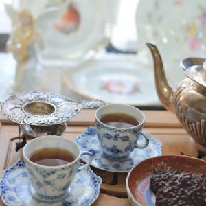 銀器を利用することで紅茶の味が向上
