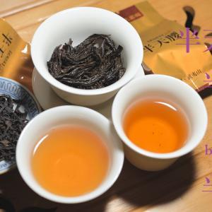武夷岩茶 半天腰