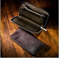ラウンドセパレート長財布の特徴