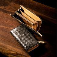 L字ファスナー長財布の特徴