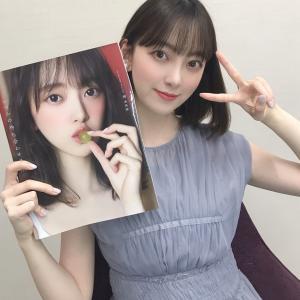 堀未央奈さんの2nd写真集、マジかっ・・・!!