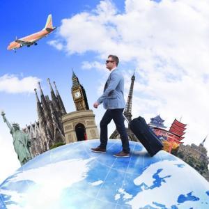 ワンワールド世界一周航空券のルート2020(幻の計画)