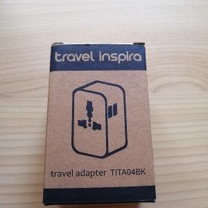 【海外旅行の持ち物】おすすめ 海外変換プラグ