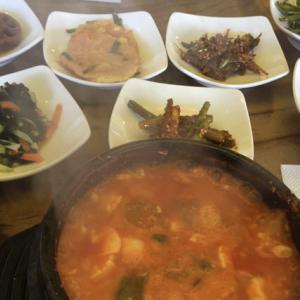 韓国の食堂によくあるパンチャン(作り置きおかず)