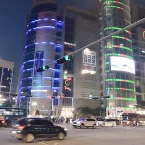 ソウルの夜を満喫するなら!東大門市場