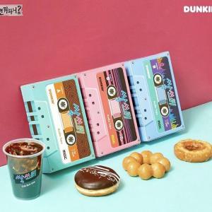 ダンキンドーナッツの新商品をご紹介!