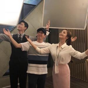 韓国ドラマ「キム秘書は一体なぜ?」の撮影現場をご紹介!
