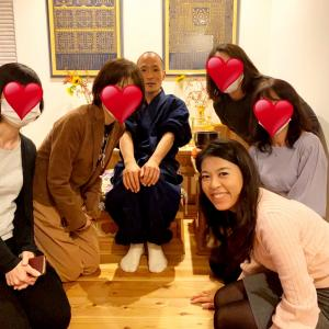 明るい死別シングルマザーのための、明るいお坊さんによる明るいお説教の会!庵に行ってきた!!