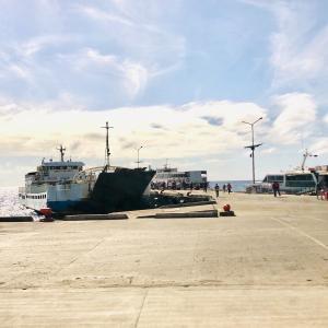 【2020 フィリピン】ドゥマゲテからオーシャンジェットでシキホールへ!