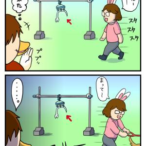母上vsぴぃ介