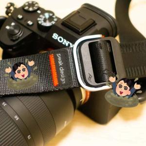 ついにピークデザインのカメラストラップ「スライドライト」を購入。使い心地はいかに・・・
