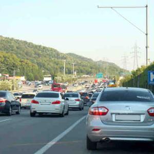 韓国で自動車を運転するのに気を付けたいこと