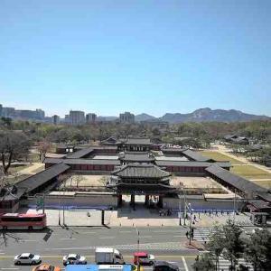 「昌慶宮」は昌徳宮につながる東向きの王宮!