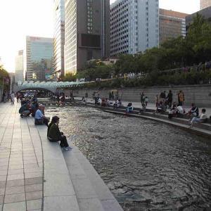 復元された「清渓川」の今と昔。清渓川博物館も紹介!
