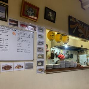 【在住者通う】人生初めてカラスミ食べたお店 Ikαn Bakar Mutiara