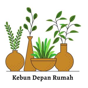 【観葉植物】緑のおともだち Kebundepanrumah