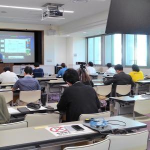 初!対面授業「イノベーションを加速するデザイン思考 基礎と実践」