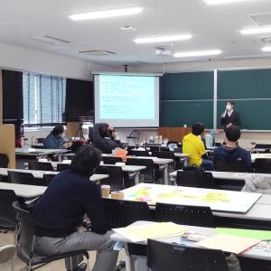 「イノベーションを加速するデザイン思考 基礎と実践」最後の授業。