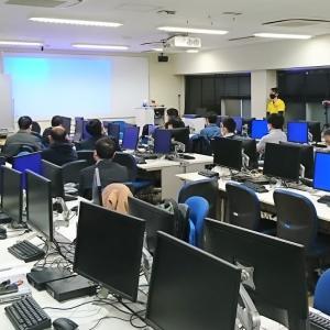 「人工知能連携型IoTシステム構成技術基礎&実践講座」発表会で打ち上げ!