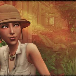 オジサマとお嬢様のジャングル冒険記 #7
