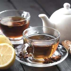 【ブログ】秋の薬膳茶は梨(なし)と紅茶(普通のティーバッグ)でOK!