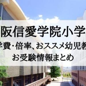 【2021年最新】大阪信愛学院小学校の倍率、学費、進学先、試験内容、幼児教室など受験情報まとめ