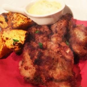 ハマる人増加中!鶏もも肉のはちみつ&カレー焼き♪