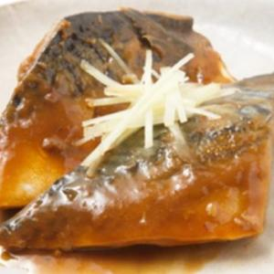 鯖アレンジレシピ♪とろっと鯖の味噌煮