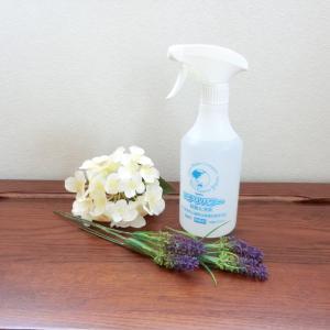 アルコール不使用の消毒!弱酸性次亜塩素酸水「ステリパワー」で手指もお家の中も除菌・消臭の体験口コミレビュー。