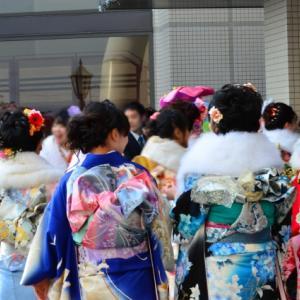 愛媛県内各地で成人式が行われる