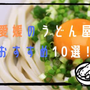 愛媛のうどん屋ランキング10選!ミシュラン掲載もご紹介