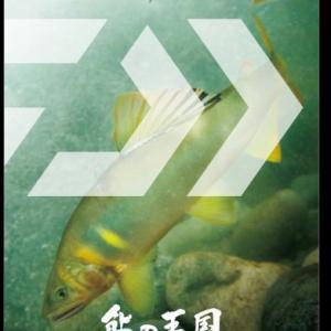 ダイワ(DAIWA)鮎/渓流2012デジタルカタログが見れます!