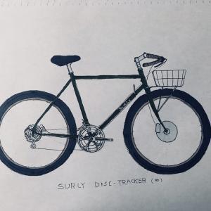 自転車構想 おえかき