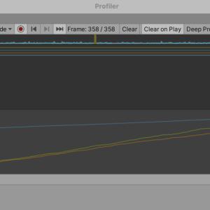 【Unity】Unity2020.1からの新機能Profiling CoreでProfilerに独自のカウンターを追加する(ProfilerCounter, ProfilerCounterValue)