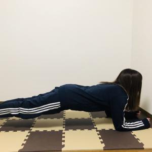 ダイエットトレーニング③