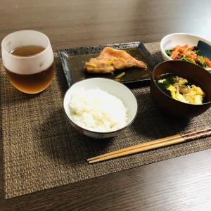 赤魚の煮つけ定食