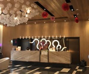 台北旅行におすすめのホテル成旅晶贊飯店(パークシティホテルルゾウタイペイ)