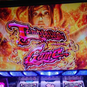 黄門女神盛 テンプテーションゲーム当選!3Dお銀はなんか怖い!