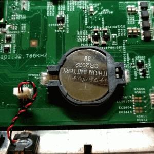 Dell Vostro 2520 の修理 C-MOS電池に注意 BIOSでBeep音鳴るもののWindows起動する