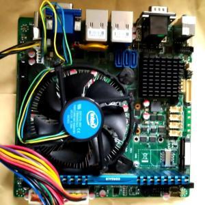中古マザーボードの画面が写らないときは別の出力端子を試しましょう。(MINI-ITXマザーボード MANO500でトラブルも面白いマザーで遊べそう)