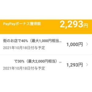PayPayのキャンペーンがすごい。 活用しない手はない。