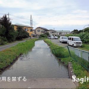 赤間川散歩⓱ついに途絶える
